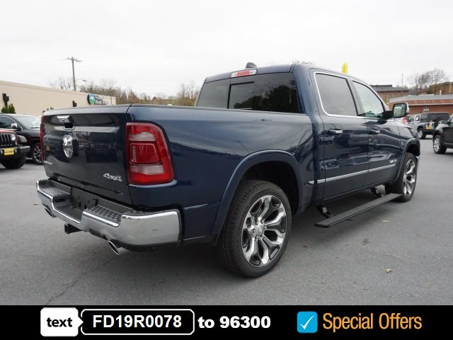 2019 Ram 1500 Crew Cab 4x4,  Pickup #19R0078 - photo 2