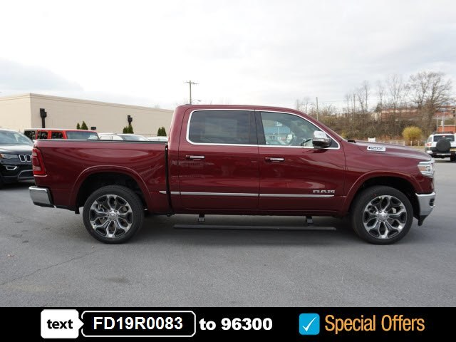 2019 Ram 1500 Crew Cab 4x4,  Pickup #19R0083 - photo 3