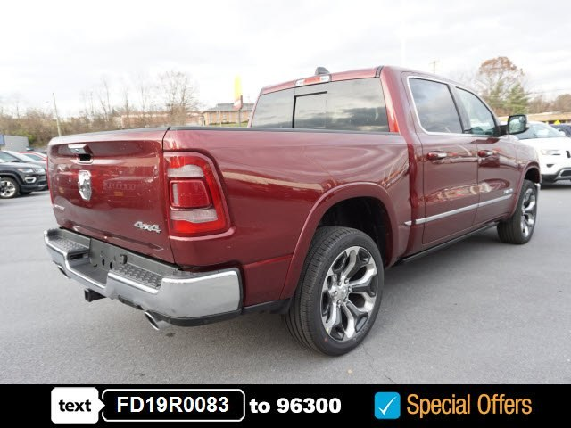 2019 Ram 1500 Crew Cab 4x4,  Pickup #19R0083 - photo 2