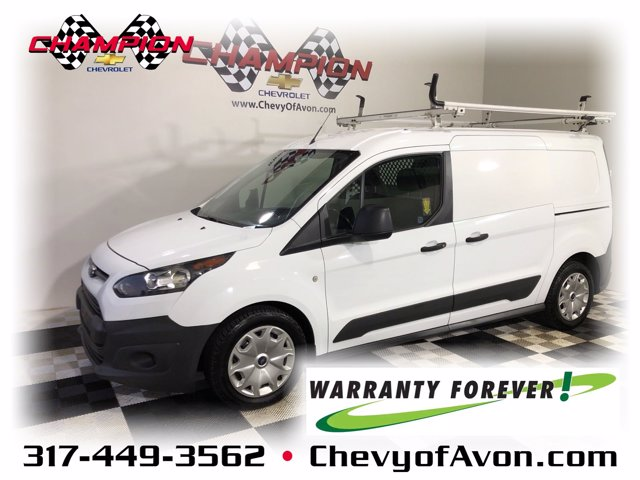 2017 Ford Transit Connect FWD, Upfitted Cargo Van #CP3441 - photo 1
