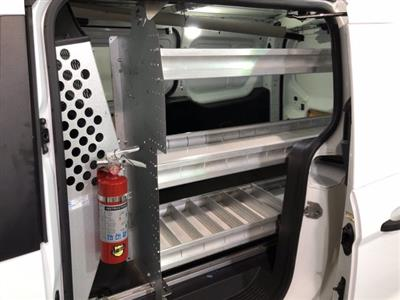 2017 Ford Transit Connect FWD, Upfitted Cargo Van #CP3441 - photo 8
