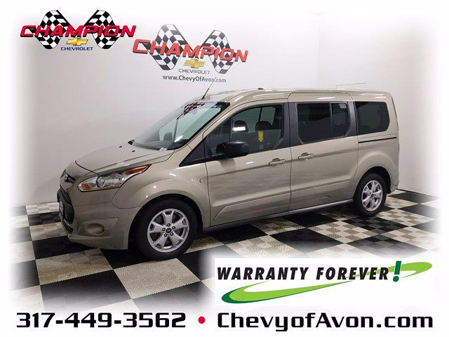 2016 Ford Transit Connect FWD, Passenger Wagon #CP3753 - photo 1