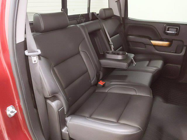2018 Chevrolet Silverado 1500 Crew Cab 4x4, Pickup #CP3772A - photo 17