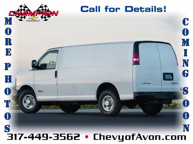 2019 Chevrolet Express 2500 4x2, Empty Cargo Van #CP3877 - photo 1