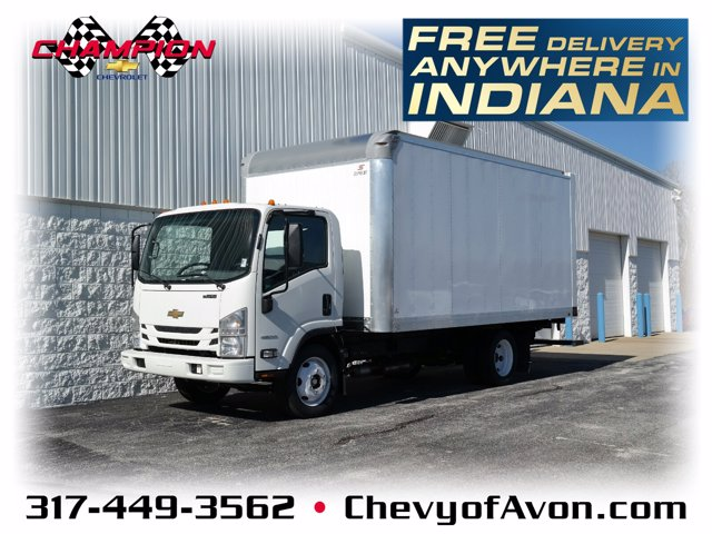 2018 Chevrolet LCF 4500 Regular Cab RWD, Supreme Signature Van Dry Freight #JS810015 - photo 1