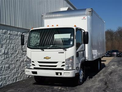 2018 Chevrolet LCF 4500 Regular Cab RWD, Supreme Signature Van Dry Freight #JS810015 - photo 4
