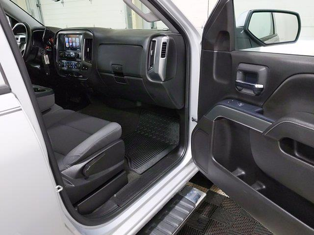 2018 Chevrolet Silverado 1500 Double Cab 4x4, Pickup #JZ199288 - photo 15