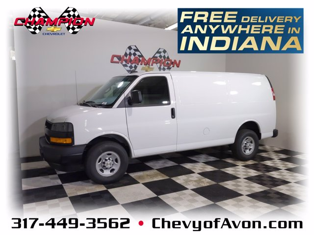 2020 Chevrolet Express 2500 RWD, Empty Cargo Van #L1267314 - photo 1
