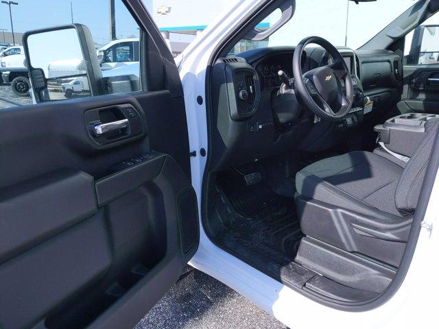 2020 Chevrolet Silverado 3500 Crew Cab DRW 4x2, Knapheide Steel Service Body #LF318651 - photo 15