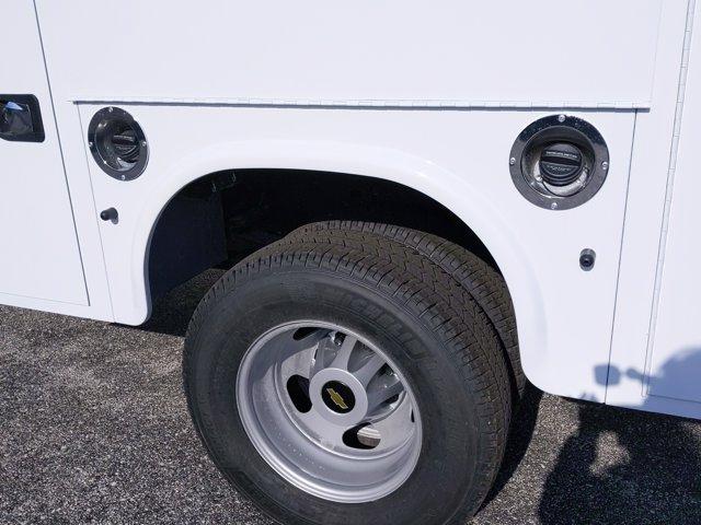 2020 Chevrolet Silverado 3500 Crew Cab DRW 4x2, Knapheide Steel Service Body #LF318651 - photo 4