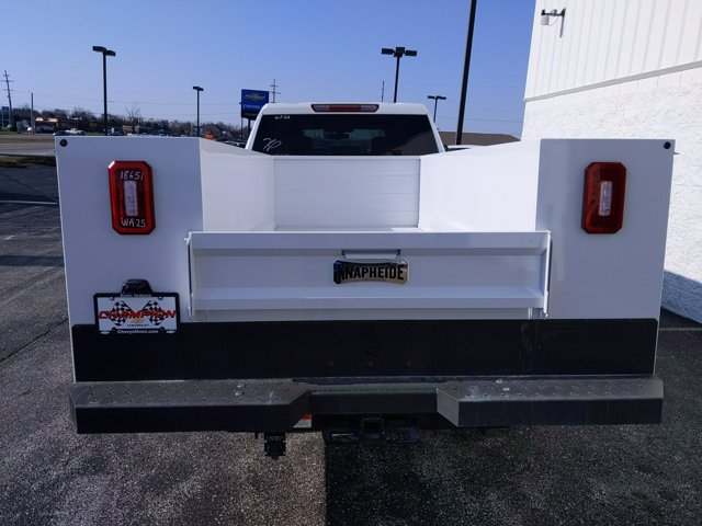 2020 Chevrolet Silverado 3500 Crew Cab DRW 4x2, Knapheide Steel Service Body #LF318651 - photo 7