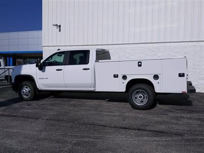 2020 Chevrolet Silverado 3500 Crew Cab DRW 4x2, Knapheide Steel Service Body #LF318651 - photo 2
