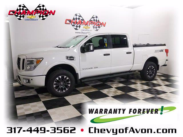 2019 Nissan Titan XD Crew Cab 4x4, Pickup #LF326484A - photo 1