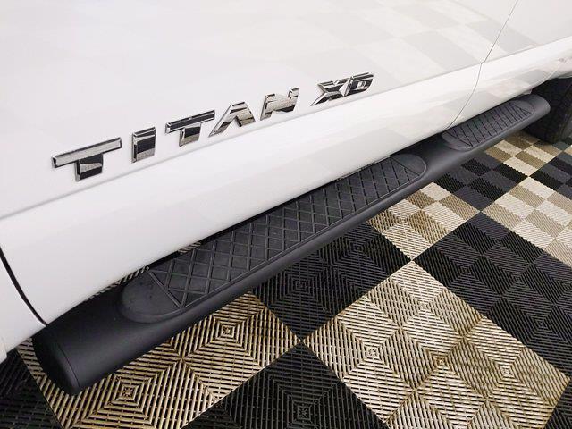 2019 Nissan Titan XD Crew Cab 4x4, Pickup #LF326484A - photo 12