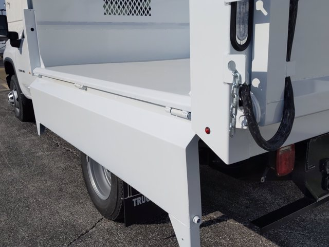 2020 Chevrolet Silverado 3500 Regular Cab DRW 4x4, Clark Truck Equipment Dump Body #LF343630 - photo 5