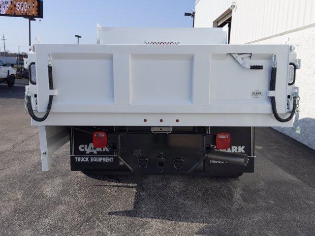2020 Chevrolet Silverado 3500 Regular Cab DRW 4x4, Clark Truck Equipment Dump Body #LF343630 - photo 6