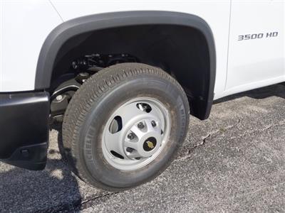 2020 Chevrolet Silverado 3500 Regular Cab DRW 4x4, Clark Truck Equipment Dump Body #LF343630 - photo 14