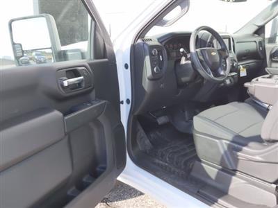 2020 Chevrolet Silverado 3500 Regular Cab DRW 4x4, Clark Truck Equipment Dump Body #LF343630 - photo 16