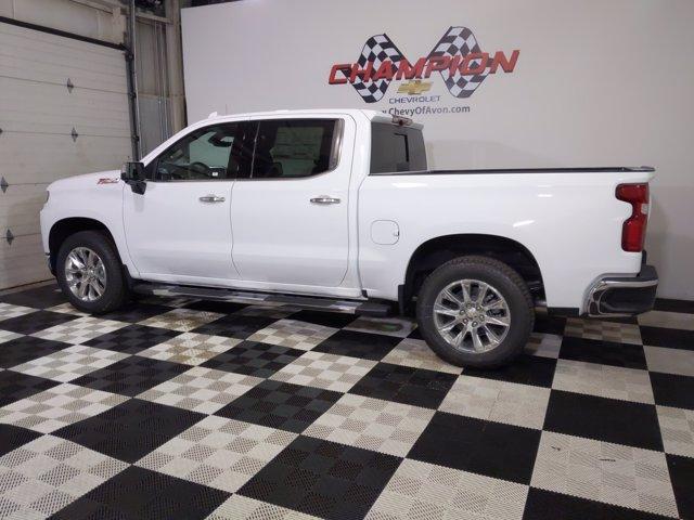 2020 Chevrolet Silverado 1500 Crew Cab 4x4, Pickup #LG421561 - photo 1
