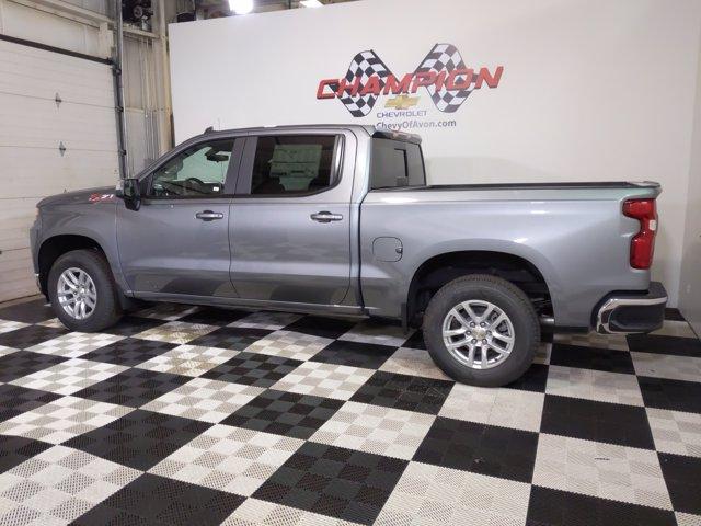 2020 Chevrolet Silverado 1500 Crew Cab 4x4, Pickup #LG427703 - photo 1