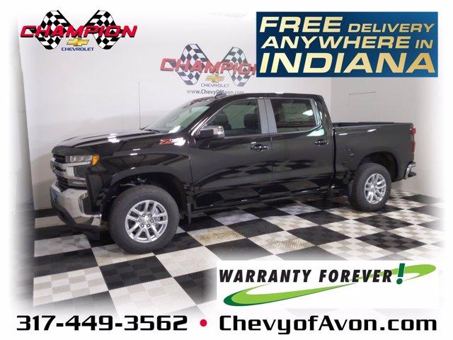2020 Chevrolet Silverado 1500 Crew Cab 4x4, Pickup #LG429526 - photo 1