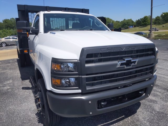 2020 Chevrolet Silverado Medium Duty Regular Cab DRW 4x2, Knapheide Value-Master X Platform Body #LH199987 - photo 10