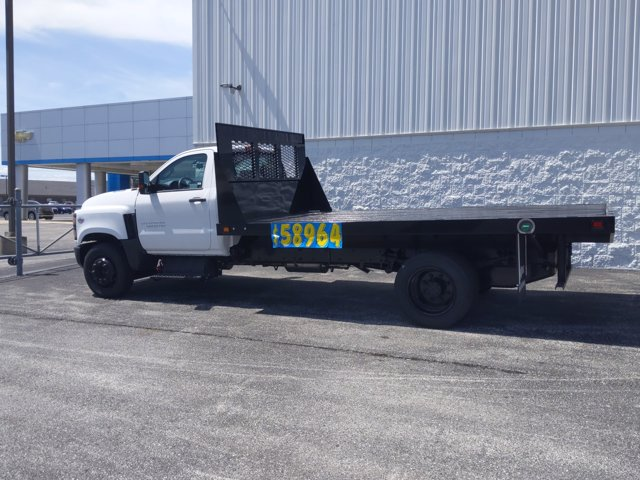 2020 Chevrolet Silverado Medium Duty Regular Cab DRW 4x2, Knapheide Value-Master X Platform Body #LH199987 - photo 2
