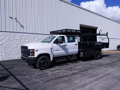 2020 Chevrolet Silverado Medium Duty Crew Cab DRW RWD, Knapheide Concrete Concrete Body #LH617533 - photo 8