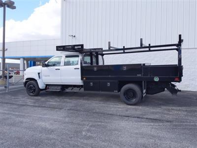 2020 Chevrolet Silverado Medium Duty Crew Cab DRW RWD, Knapheide Concrete Concrete Body #LH617533 - photo 2