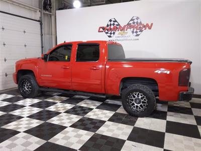 2010 Chevrolet Silverado 1500 Crew Cab 4x4, Pickup #LZ224986B - photo 2
