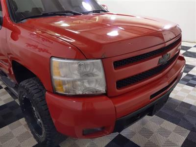 2010 Chevrolet Silverado 1500 Crew Cab 4x4, Pickup #LZ224986B - photo 9