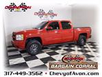2010 Chevrolet Silverado 1500 Crew Cab 4x4, Pickup #LZ224986B - photo 1