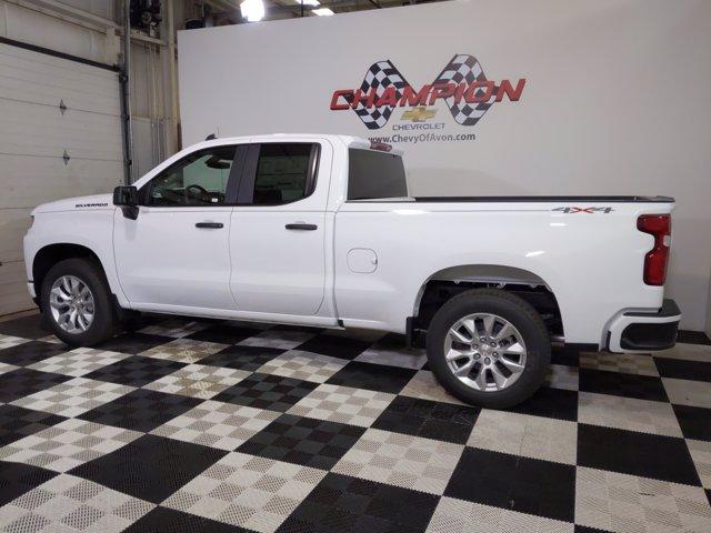 2020 Chevrolet Silverado 1500 Double Cab 4x4, Pickup #LZ371242 - photo 1