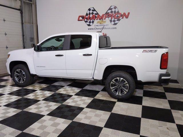 2021 Chevrolet Colorado Crew Cab 4x4, Pickup #M1106980 - photo 1