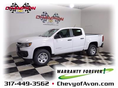 2021 Chevrolet Colorado Crew Cab 4x4, Pickup #M1165796 - photo 1