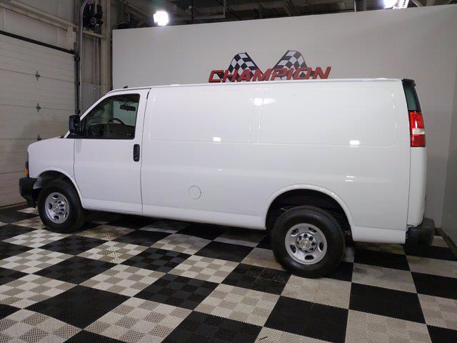 2021 Chevrolet Express 2500 4x2, Knapheide KVE Upfitted Cargo Van #M1200363 - photo 6