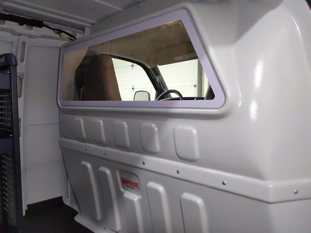 2021 Chevrolet Express 2500 4x2, Knapheide KVE Upfitted Cargo Van #M1200363 - photo 10