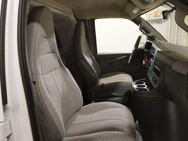 2021 Chevrolet Express 2500 4x2, Knapheide KVE Upfitted Cargo Van #M1200363 - photo 19