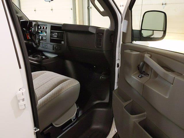 2021 Chevrolet Express 2500 4x2, Knapheide KVE Upfitted Cargo Van #M1200363 - photo 20