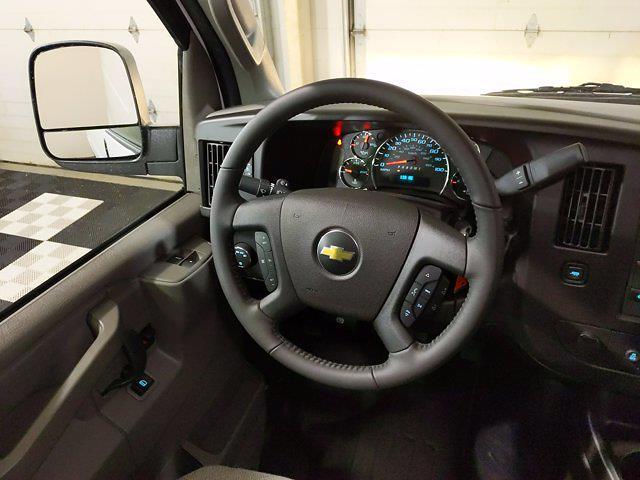 2021 Chevrolet Express 2500 4x2, Knapheide KVE Upfitted Cargo Van #M1200363 - photo 21