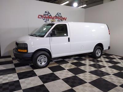 2021 Chevrolet Express 2500 4x2, Knapheide KVE Upfitted Cargo Van #M1200363 - photo 4
