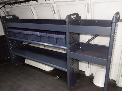 2021 Chevrolet Express 2500 4x2, Knapheide KVE Upfitted Cargo Van #M1200363 - photo 13