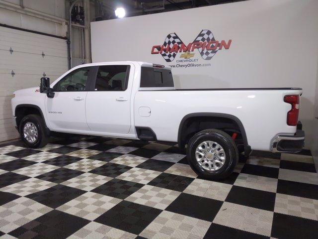 2021 Chevrolet Silverado 2500 Crew Cab 4x4, Pickup #MF100900 - photo 1