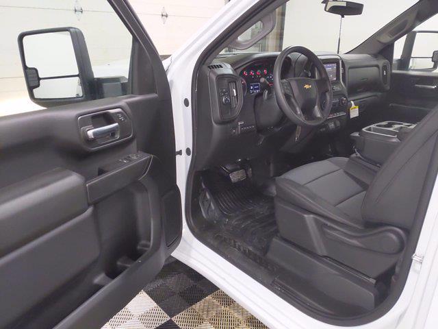 2021 Chevrolet Silverado 2500 Double Cab 4x4, Service Body #MF192340 - photo 14
