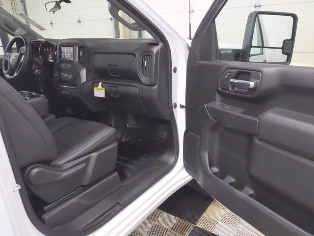 2021 Chevrolet Silverado 2500 Double Cab 4x4, Service Body #MF192340 - photo 16