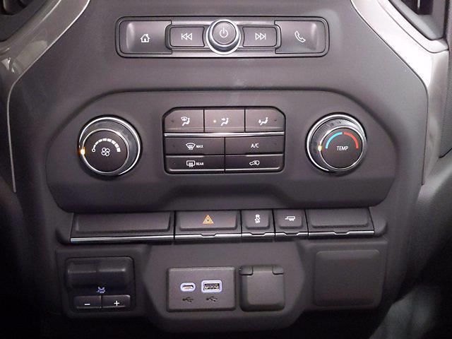 2021 Chevrolet Silverado 2500 Double Cab 4x4, Service Body #MF192340 - photo 22