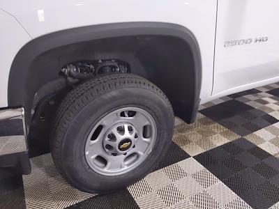 2021 Chevrolet Silverado 2500 Double Cab 4x4, Service Body #MF192340 - photo 12