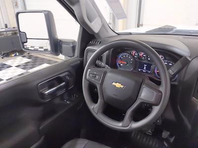 2021 Chevrolet Silverado 2500 Double Cab 4x4, Service Body #MF192340 - photo 19