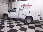 2021 Chevrolet Silverado 2500 Double Cab 4x4, Service Body #MF192340 - photo 2
