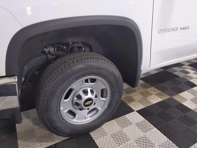 2021 Chevrolet Silverado 2500 Regular Cab 4x2, Service Body #MF203410 - photo 12